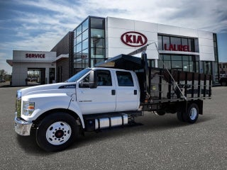 Ford Trucks 2016 >> 2016 Ford Super Duty F 750 Dump Truck